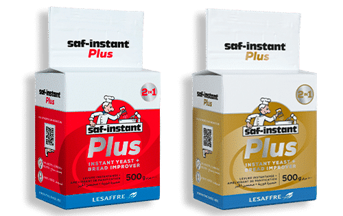 Saf-instant Plus 2in1