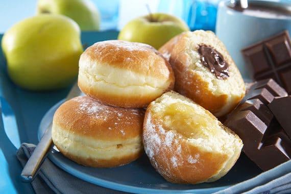 apple donuts recipe