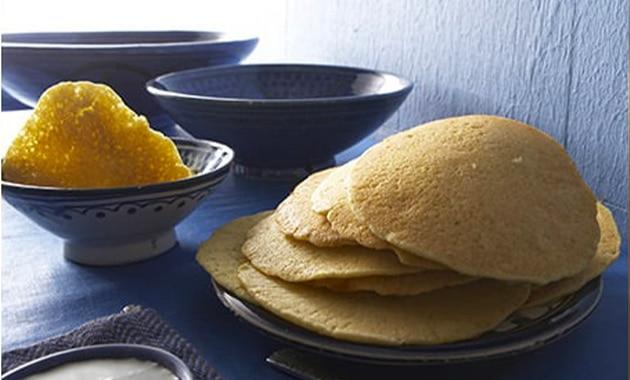 marocain pancakes recipe