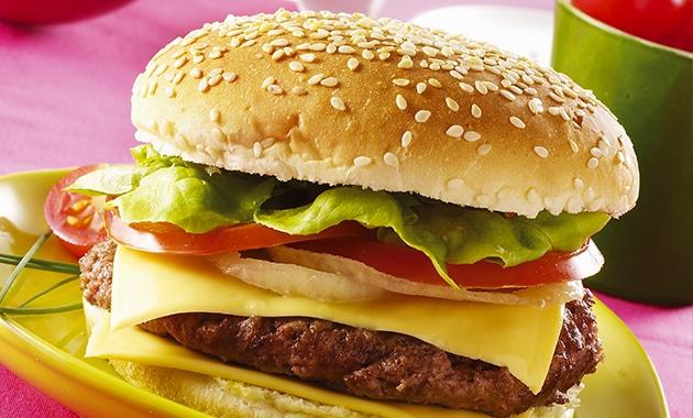 burger buns recipe